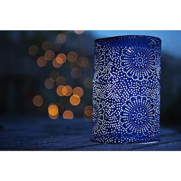 Allsop Soji Stella Cylinder 7 5 In X, Allsop Home And Garden Solar Lantern
