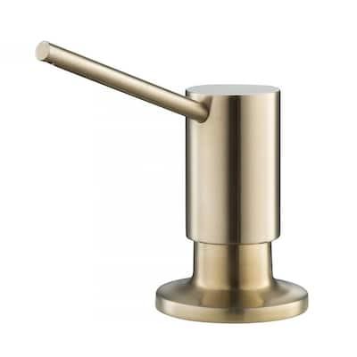 Kitchen Soap Dispenser KSD41 in Brushed Brass