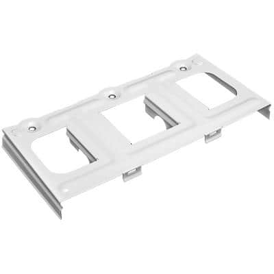 Parallel Linking Bracket to Mount Only with 4 ft. Commercial Strip Light - Store SKU# 1004330413 and 1004299517