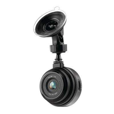 Hi Resolution HD Car Dash Cam with Loop Recording, Night Vision, & Motion Detection