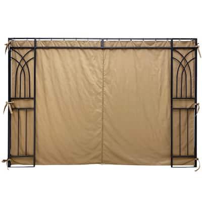 10 ft. Full Length Privacy Panel (1-Sided Panel Only) Full Length