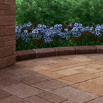 RumbleStone Rec 10.5 in. x 7 in. x 1.75 in. Sierra Blend Concrete Paver (192 Pcs. / 98 Sq. ft. / Pallet)