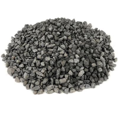 0.40 cu. ft. 3/16 in. 30 lbs. Black Gravel