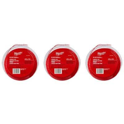 0.095 in. x 250 ft. Trimmer Line (3-Pack)
