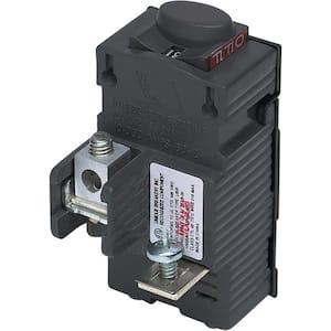 New UBIP 15 Amp 1-Pole Pushmatic Replacement Circuit Breaker