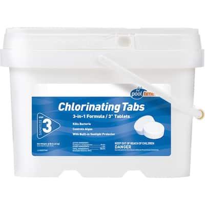 5 lbs. Chlorinating Tabs