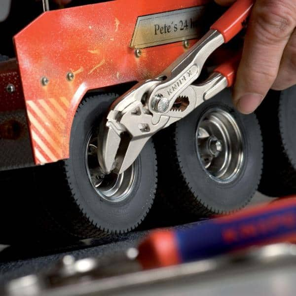KNIPEX 00 20 72 V02 Mini-Zangenset in Werkzeuggürteltasche 320 mm