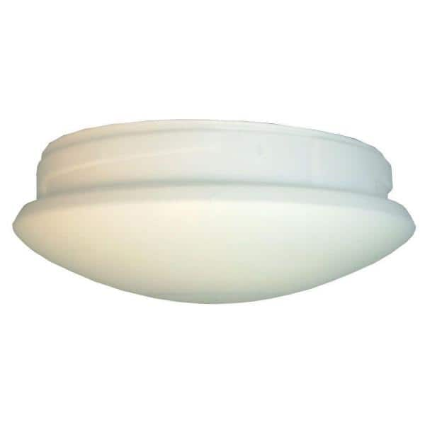 Windward Ii Ceiling Fan Replacement Glass Bowl 082392015794 The Home Depot