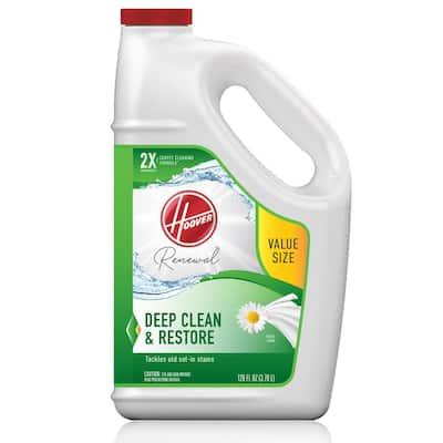 128 oz. Renewal Carpet Cleaner Solution, Carpet Shampoo