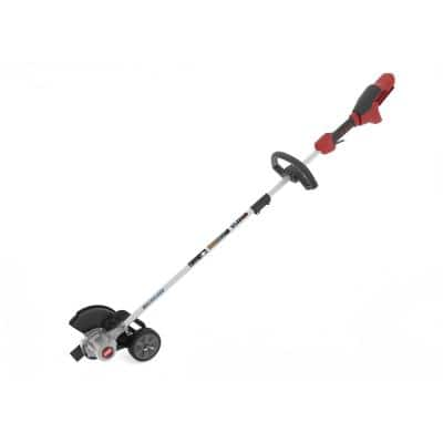 8 in. 60-Volt Max Lithium Ion Cordless Electric Lawn Edger - Battery and Charger Not Included