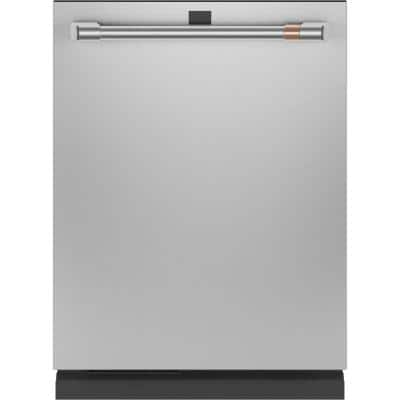 24 in. Stainless Steel Top Control Smart Built-In Tall Tub Dishwasher 120-Volt with Stainless Steel Tub and 42 dBA