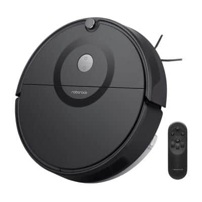 E5 Mop Wi-Fi Enabled Robotic Vacuum Cleaner with MagBase Remote Control and 2500Pa Strong Suction