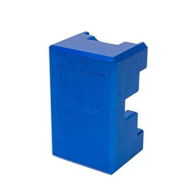 High Security Container Padlock w/ PAC-BAND, Keyed Different, UCS Every-Lock-One-Key, Buy American Act Compliant