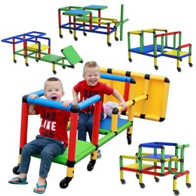 Create and play Life Size Structures Wheelies