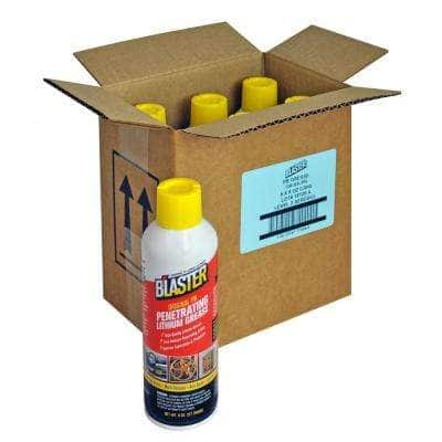 8 oz. PB Penetrating Lithium Grease (Case of 6)