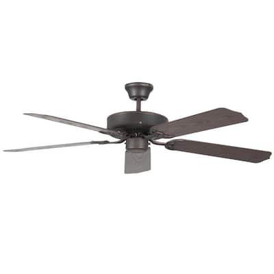 Porch Series 52 in. Indoor/Outdoor Oil-Rubbed Bronze Ceiling Fan
