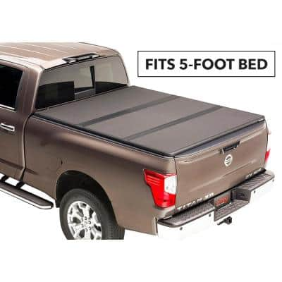 Solid Fold 2.0 Tonneau Cover for 05-19 Nissan Frontier 4 ft. 11 in. Bed