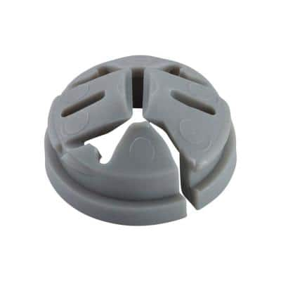 3/8 in. Non-Metallic Push-In Connector (25-Pack)