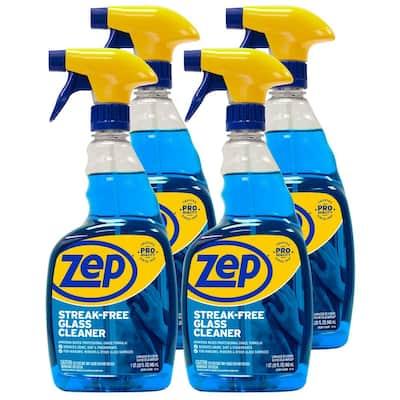 32 oz. Streak-Free Glass Cleaner (Case of 4)