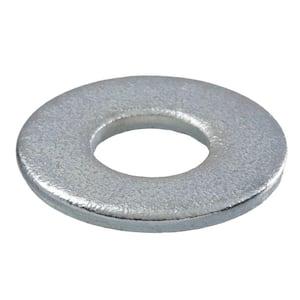 1/2 in. Zinc Flat Washer (50-Pack)