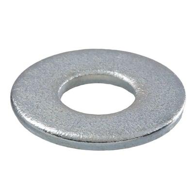 5/8 in. Zinc Flat Washer (25-Pack)