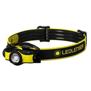 iH5 Industrial 200-Lumen LED Headlamp with Advanced Focus System Designed in Germany