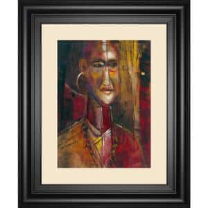 22 in. x 26 in. ''Tribal Ancestry I'' By York Framed Print Wall Art
