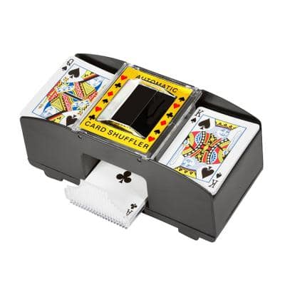 Card Deck Automatic Shuffler