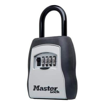 5400D 9.6 cu in. Set Your Own Combination Portable Lock Box