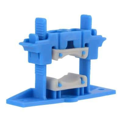 3/8 in. to 1 in. Plastic Pro Stout Silencer Pipe Mount Clamp (2-Pack)