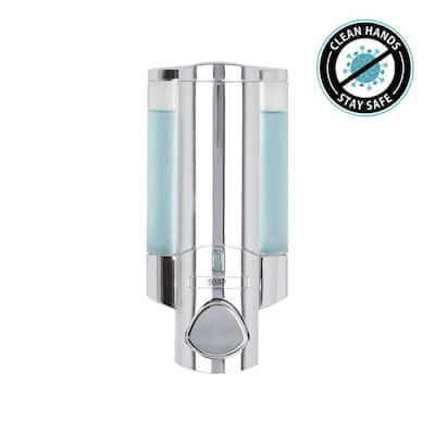 Aviva 1-Chamber Dispenser in Chrome