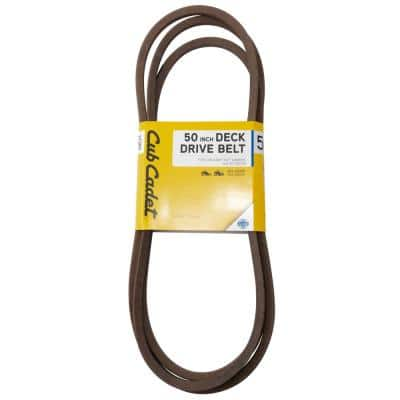 Original Equipment Deck Drive Belt for Select 50 in. Zero Turn Lawn Mowers OE# 954-05078