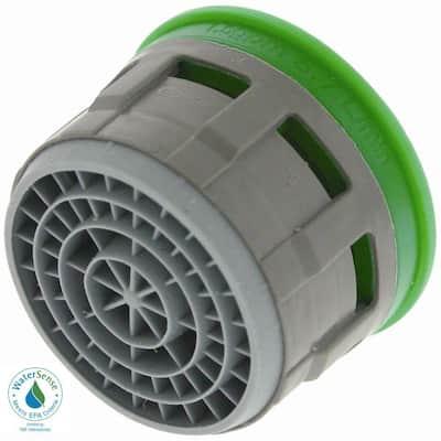 1.5 GPM Regular Size Water-Saving SLC Aerator Insert with Washers