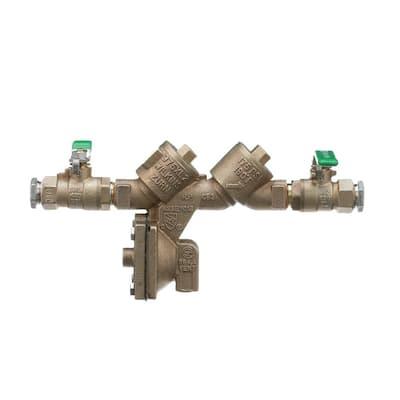 1/4 in. Reduced Pressure Principle Backflow Preventer