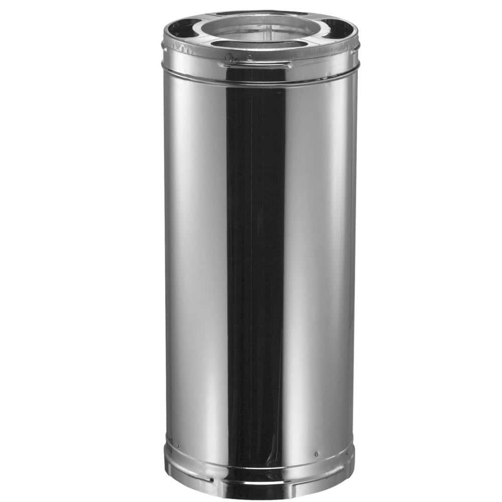 3 Wall American Metal 6hs-36 Insulated Chimney Pipe