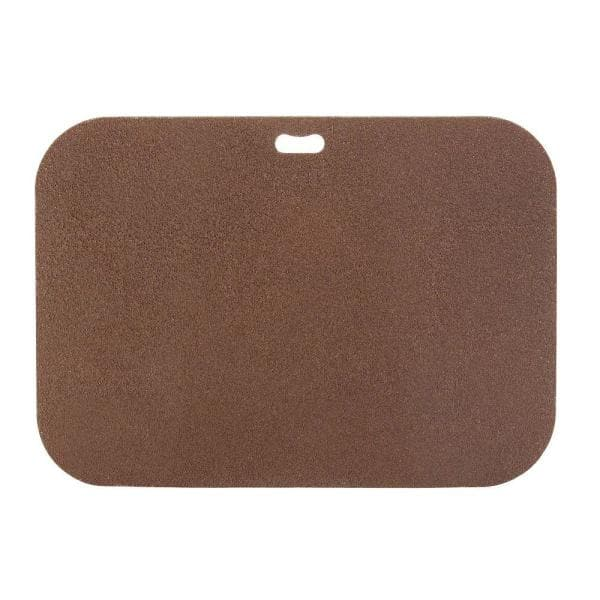 The Original Grill Pad 42 In X 30 In Rectangle Earthtone Deck Protector Gp 42 The Home Depot