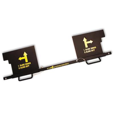 Steel Intruder Defense Barrier Lock System