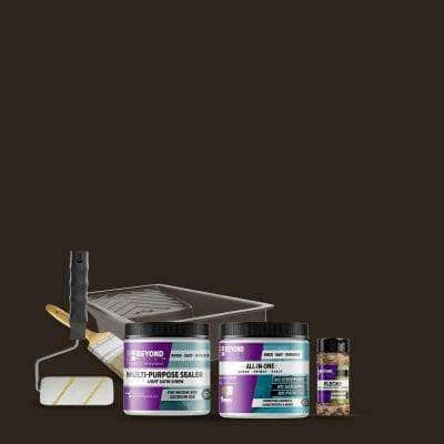 Mocha All-in-One Multi-Surface Countertop Kit