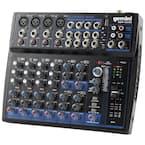 GEM-12USB Compact 12-Channel Bluetooth Mixer