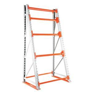 36 in. x 51 in. x 98.5 in. 6000 lbs. Reel Rack Starter Kit