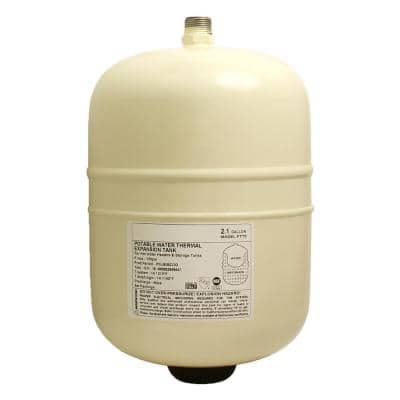 2.1 Gal. Thermal Expansion Tank for Potable Water Heater