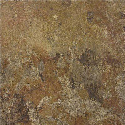 Earth Slate, 12 in. x 12 in., Self-Stick Vinyl Tile, 1.1 mm, (45 sq. ft. / case)