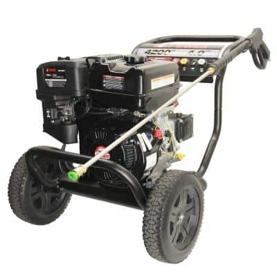4200 PSI 4.0 GPM Powered Cold Water Gas Pressure Washer