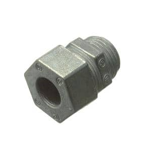 1 in. Strain-Relief Cord Connector