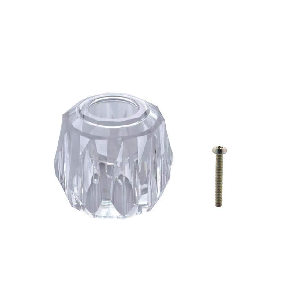 glacier bay aragon tub and shower acrylic handle rp90010 the home depot