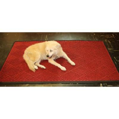 Rhino Mats - OPUS Red 36 in. x 60 in. Entrance Mat