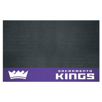 Sacramento Kings 26 in. x 42 in. Grill Mat