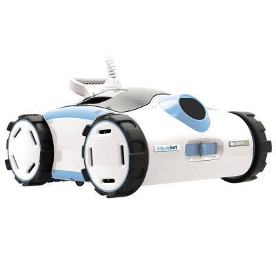 Breeze SE Scrubbing Above and In-Ground Robotic Pool Cleaner (2-Pack)
