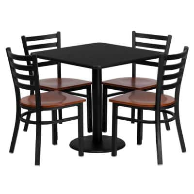 Red Dining Room Sets Kitchen Furniture The Home Depot