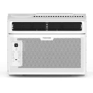 6,000 BTU 115-Volt Window Air Conditioner with Remote in White
